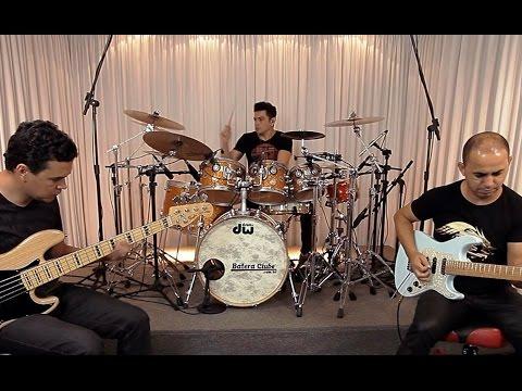 Zico Trio no Batera Clube Jam Session Brazilian Fusion Concert