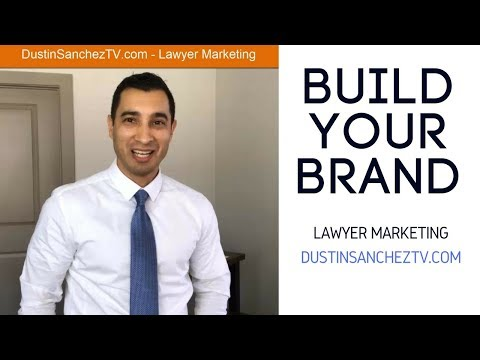 Build Your Law Firm Brand - the LawyerFamous Method