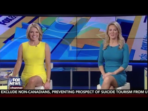 Heather Nauert, Heather Childers, Maria Molina  4/14/16