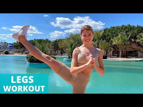 Legs Workout From Vacation / Always Stay Fit