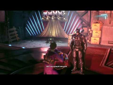 BATMAN™: ARKHAM KNIGHT- JOKER KARAOKE NIGHT