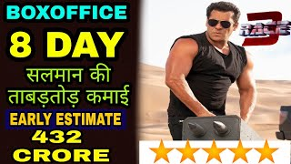 Race 3 8th Day Box Office Collection, Race Collection Race 3 Collection Salman khan, Race 3