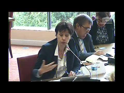 Auditions groupe de travail sur les conditions de travail à l'Assemblée nationale jeudi 2 novembre