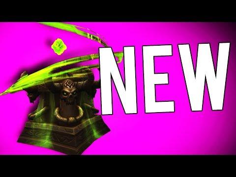 BFA New Warlock Soulwell And Summoning Stone! - World Of Warcraft: Battle For Azeroth (BETA)