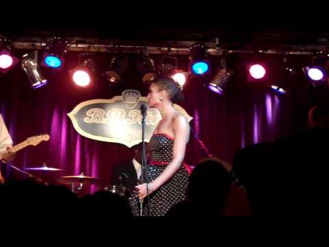 Goapele Tears On My Pillow B B Kings Nyc 10 24 11