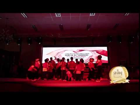 Street Rhema Kids- 8° Congresso Inter. El Shaddai