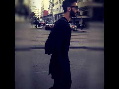 Street fashion blogger By med amine boriello From Casablanca