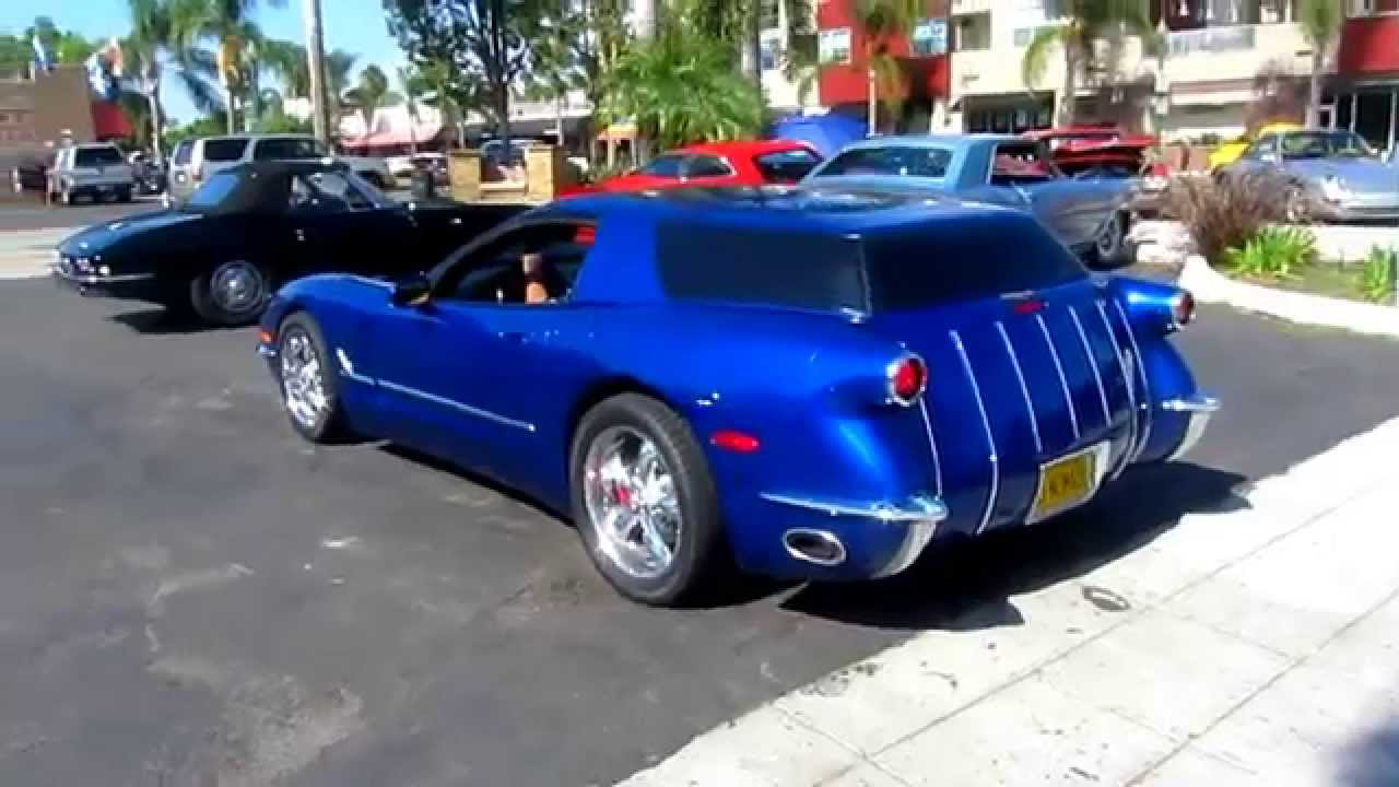 55 Chevy Wagon For Sale Part Corvette / part 55 - 57 Nomad, this Chevy is rare ...