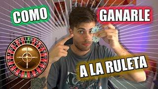 COMO GANARLE A LA RULETA (100 GARANTIZADO)