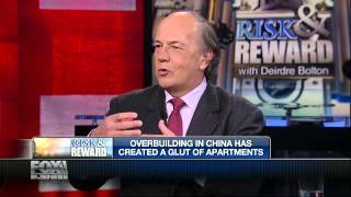 Jim Rickards: China To Sell U.S. Treasuries In Wake Of Real Estate Crash