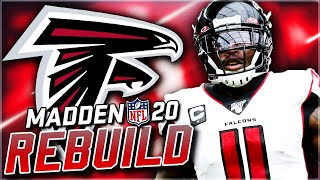 Rebuilding the Atlanta Falcons | Replacing Matt Ryan! Madden 20 Franchise