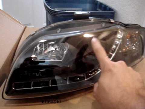 2007 Audi A4 Led Headlights - Car Audi