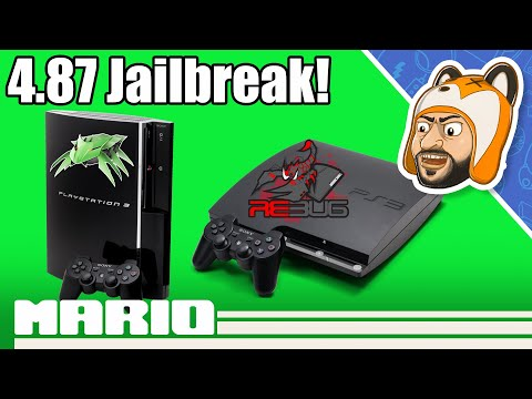 How To Jailbreak Your PS3 On Firmware 4.86 Or Lower!