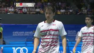 Video Celcom Axiata Malaysia Open 2017 | Badminton QF M2-MD | Li/Liu vs Gid/Suk download MP3, 3GP, MP4, WEBM, AVI, FLV Mei 2018