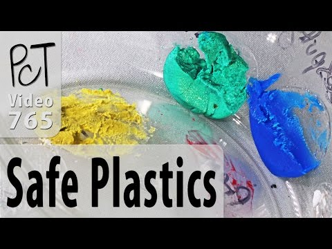 How To Test Which Plastics Are Safe With Polymer Clay