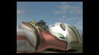 ウルトラマンFE3 死亡するウルトラマンを至近距離で見てみる thumbnail