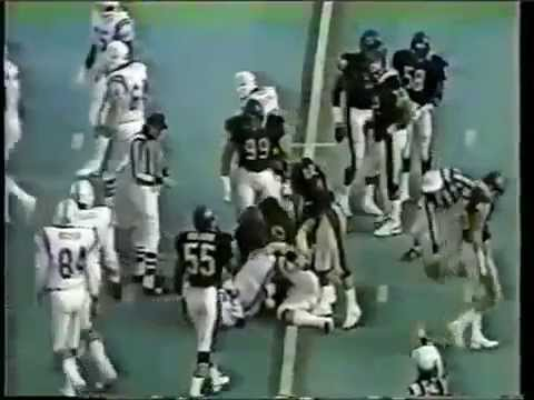 1985 Indianapolis Colts @ Chicago Bears