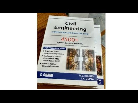 Review & Unboxing of Civil engineering book R.S. Khurmi book 4500+ question