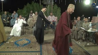 عشرة طرب  الحب كله نعيم  فلاح كان فايت بيغنى  رقص عمد التل ومشطا  الريس محمد البنجاوى