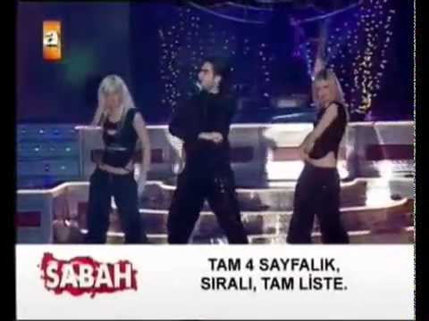 Ismail YK - Sappur Suppur / Eski Video (Atv) [2004]