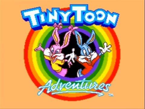 Tiny Toon Adventures [GEN/SMD] LongPlay
