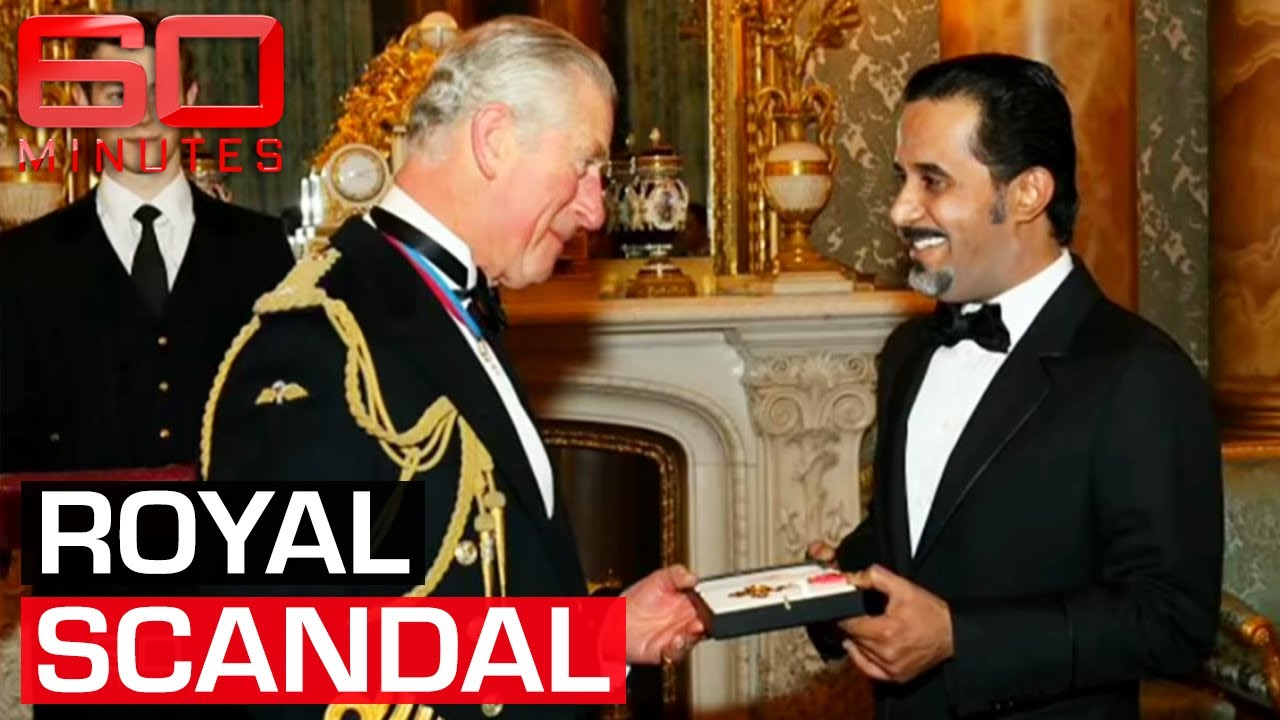 Download The alleged dodgy deals casting a new shadow on the Royal Family | 60 Minutes Australia