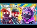 RAINBOW SIX SIEGE FUN w/ TheRussianBadger, TuxBird, SypherPK, & BasicallyIDoWrk! (Royale Does Siege)