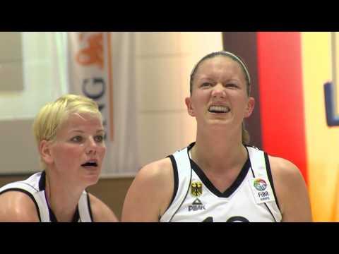 DBB-Damen gegen Finnland - Highlights