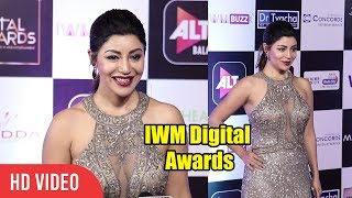 Hot Debina Bonnerjee At IWM Digital Awards | ALT Balaji