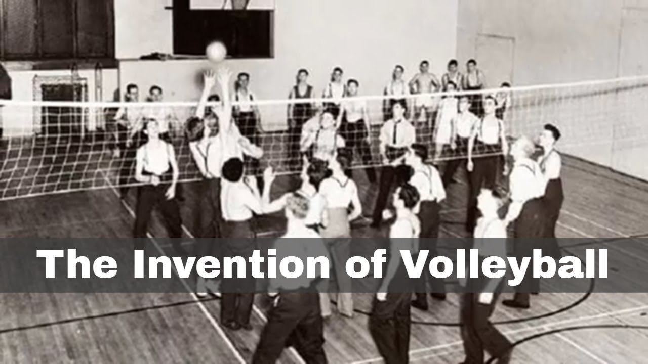 9th February 1895 Volleyball Invented By William G Morgan Youtube