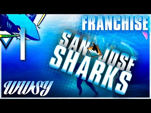 Setup Video - NHL 18 San Jose Sharks GM Franchise - Ep. 1
