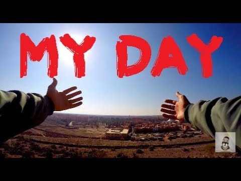 A Day In My Life #1 | Gopro4 #Marrakech