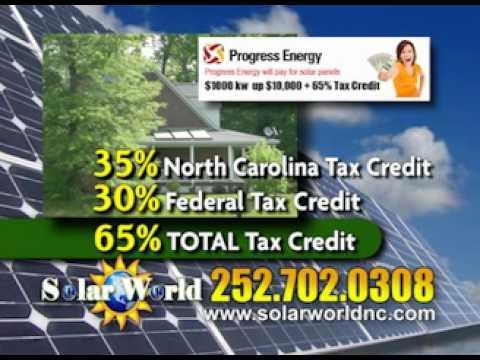 Solar World | Solar Installer in Eastern North Carolina