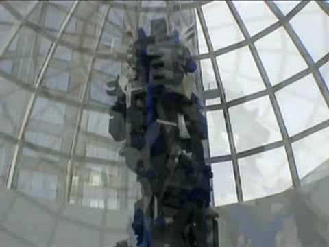 SERGE MORO - sculpteur archaïque-futuriste 19923674