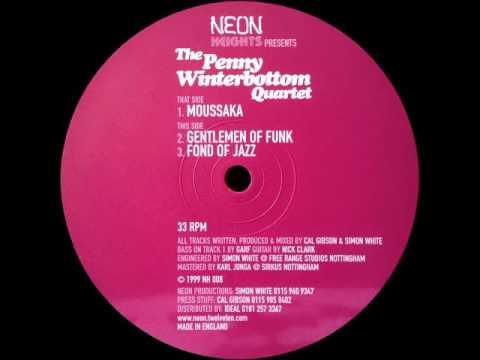 The Penny Winterbottom Quartet - Moussaka