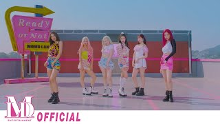 "모모랜드(MOMOLAND) ""Ready Or Not"" Performance Video"