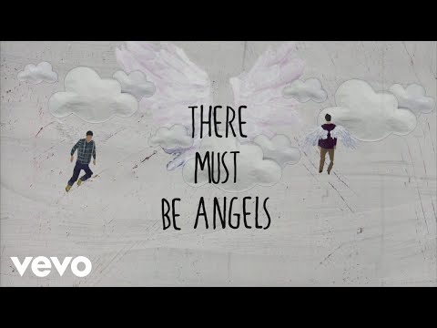 Tom Walker - Angels (Lyric Video)