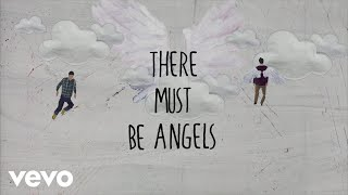 tom walker angels lyric video