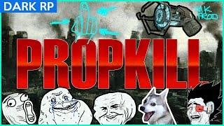 COMMENT FAIRE RAGER DES ADMINS EN PROPSKILL - Gmod DarkRP FR #19