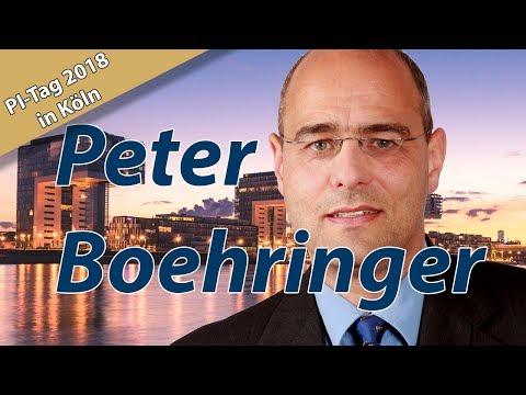 """""""Berlin und Brüssel betreiben Wunsch-Sozialismus."""" Peter Boehringer auf dem Privatinvestor-Tag 2018"""