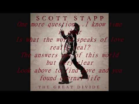 Broken - Scott Stapp lyrics