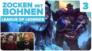 [3/4] Let's Play League of Legends mit Marco und Sia | Age of Empires & Street Fighter | 20.11.2015