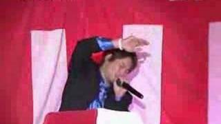 ココリコ 遠藤章造 I love you 05年.