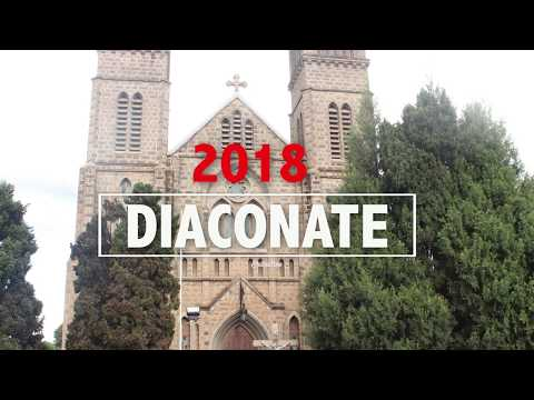 Diaconate Ordination, Sacred Heart Cathedral, Harare 2018