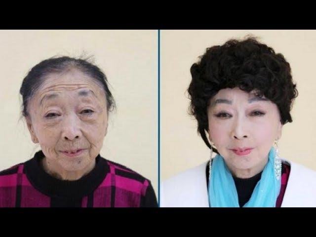 Cụ bà 71 tuổi phẫu thuật thẩm mỹ để xứng đôi với chồng phi công 37 tuổi gây choáng