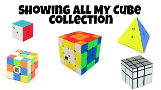 My Cube Collection | Rubiks Cubes