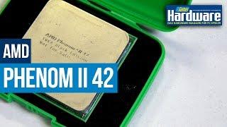 Phenom II 42 TWKR Black Edition | AMDs nie erschienene Übertakter-CPU