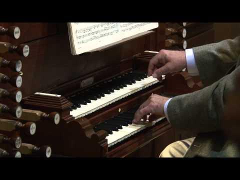 William Porter - J.S. Bach - Vor deinen Thron tret ich hiermit BWV 668 - Live in Smarano
