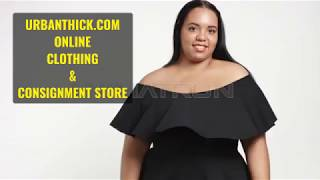 UrbanThick.com Online Clothing & Consignment Store
