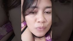 Indonesian girl on yome LIVE video call in my phone HD